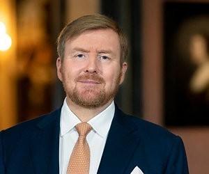 Jarige koning Willem-Alexander brengt toost uit