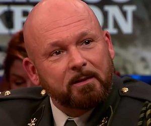 Majoor Marco Kroon bij Pauw over verkrachting