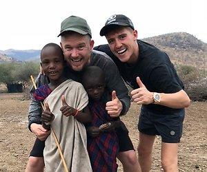 Waar is de Mol met Lil' Kleine naar Tanzania