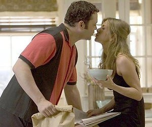 Aniston en Vaughn gaan uit elkaar