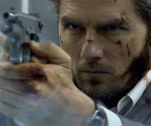 Collateral: Tom Cruise is een huurmoordenaar