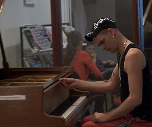 Gabber én klassiek pianist - 2Doc: Wognum