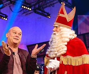 Sinterklaas, wie kent hem niet!?.