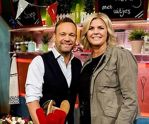 Carlo en Irene willen samen late-night show presenteren