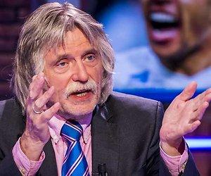 Johan Derksen krijgt kritiek met #SorryJohan