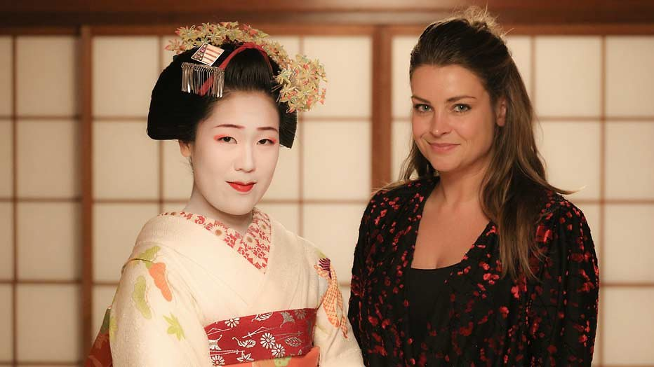 TV-chef Miljuschka ontdekt de keuken van Japan