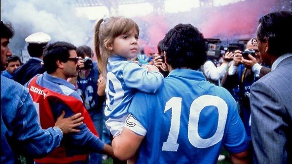 Het turbulente leven van Maradona
