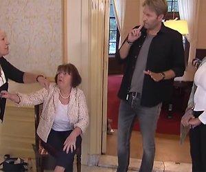 Videosnack: Heftige ruzie bij Mr. Frank Visser verbaast iedereen