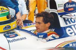 Het leven van Ayrton Senna in 3Doc: Senna