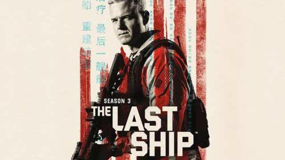 Win 5x Blu-ray The last ship S3