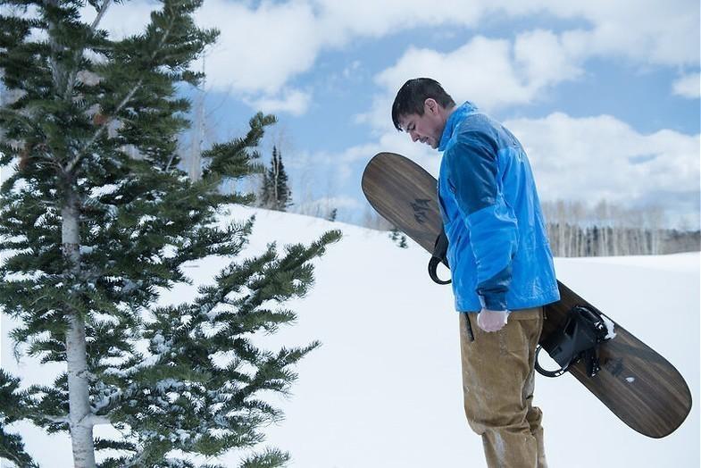 Josh Hartnett raakt ingesneeuwd
