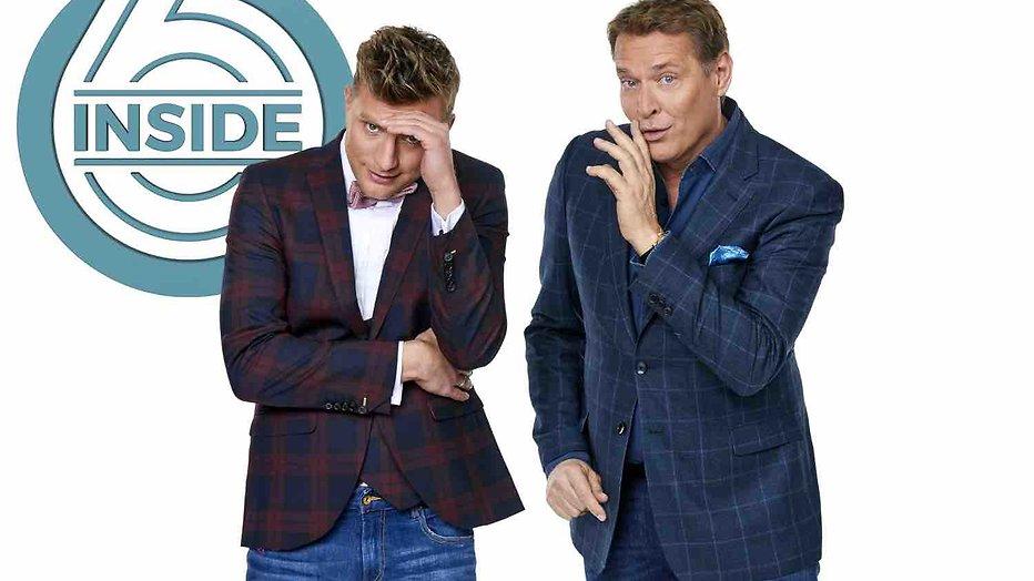 De TV van gisteren: Nog geen topcijfers voor 6 Inside