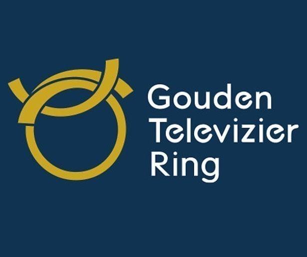 Spiksplinternieuw logo voor Gouden Televizier-Ring!