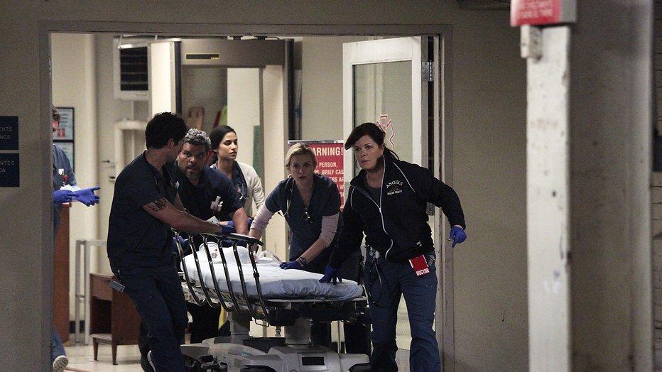 Kijktip: De nieuwe ziekenhuisserie Code Black
