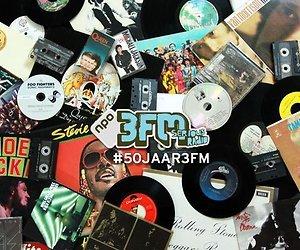 Kijktip: Top 50 jaar 3FM