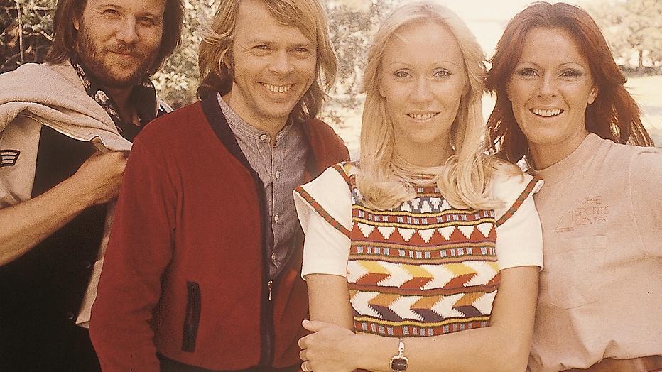 Het verhaal van Agnetha van ABBA op televisie