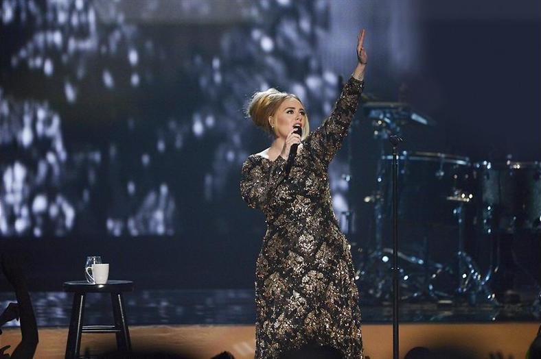 Adele - Live in New York City
