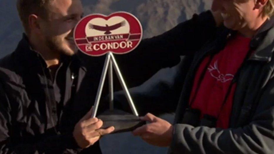 Kijkcijfers: Ruim half miljoen zien finale In De Ban van de Condor