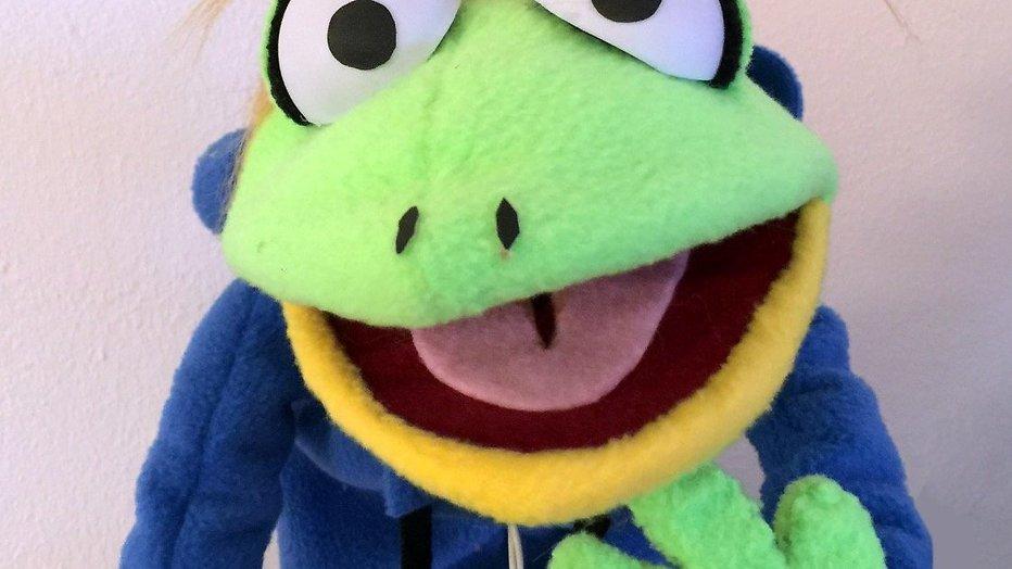 Eigen talkshow voor Salamander Klöpping