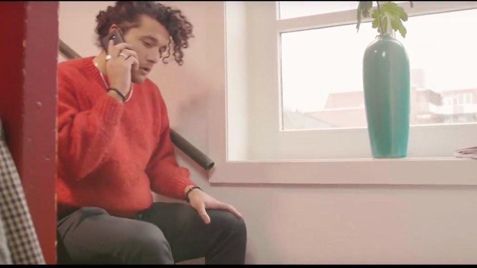 GTST-ster Faye Bezemer regisseert soapcollega's in korte film