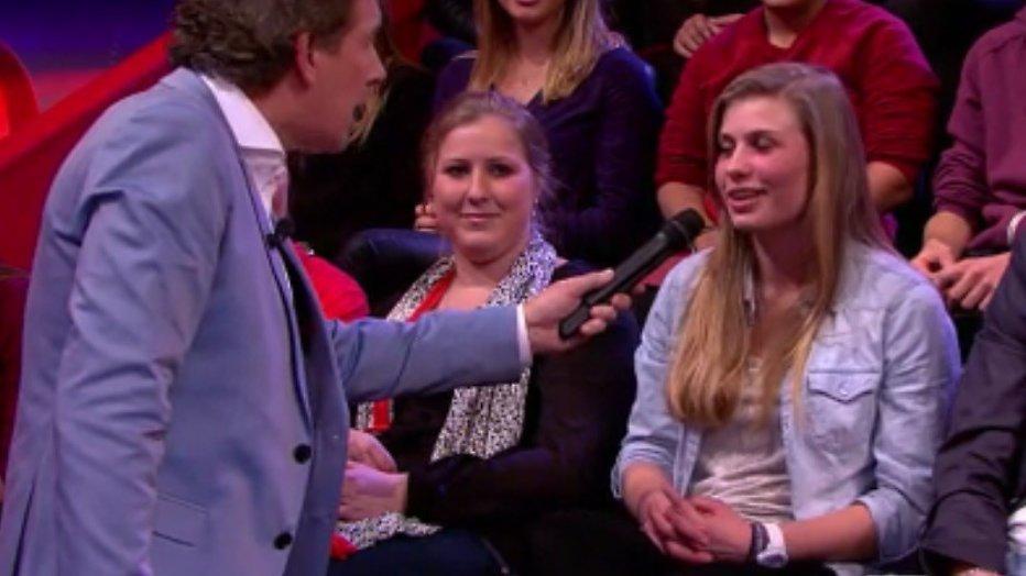 De TV van gisteren: Liefde regeert de beeldbuis