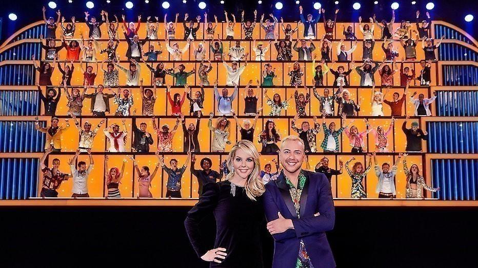 De TV van gisteren: All Together Now blijft winnen van It Takes 2