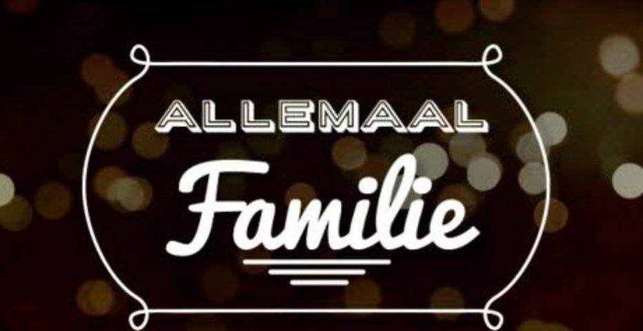 Kijktip: Allemaal Familie
