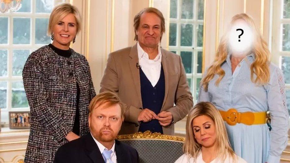 Deze acteur speelt prinses Amalia in De TV Kantine