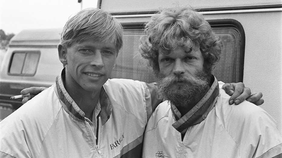Kijktip: Andere Tijden Sport met Egbert Streuer en Bernard Schnieders