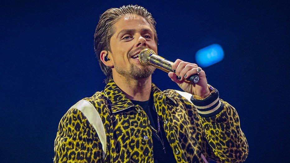 André Hazes zorgt voor tranen in Vlaamse Beste Zangers