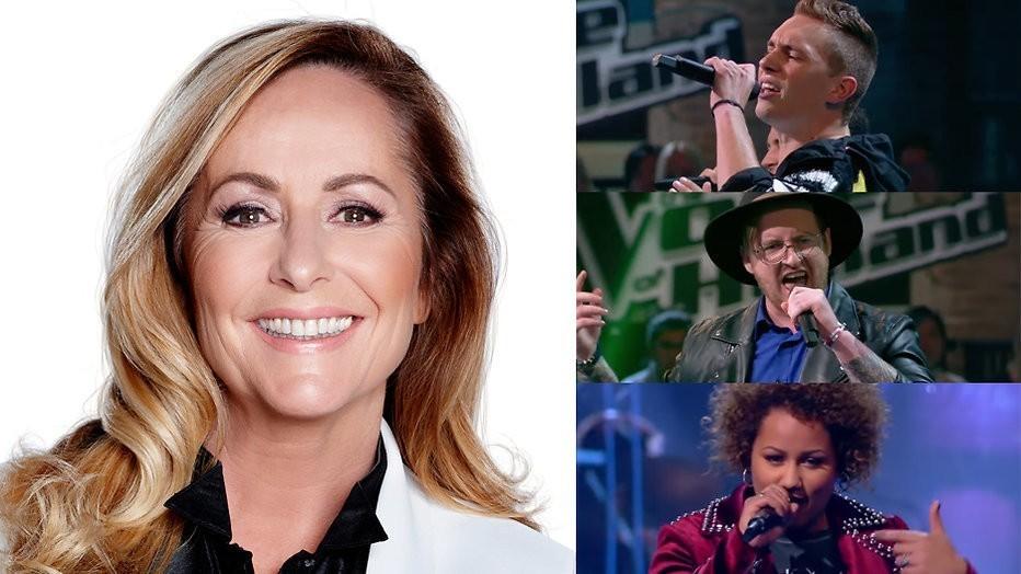 """Angela Groothuizen verbaasd over Voice-kandidaten: """"Nóg een uit X Factor?"""""""