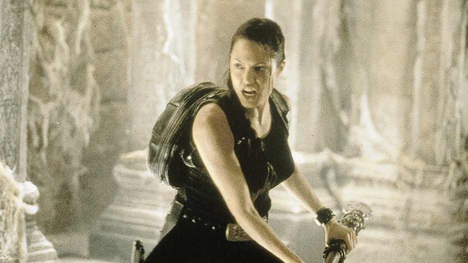 Film: Lara Croft: Tomb Raider