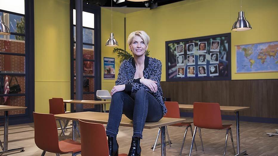 Nieuwe presentatrice Anita Witzier over De Reünie