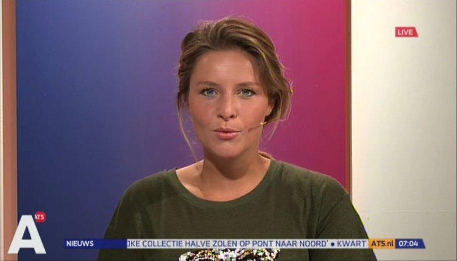 Anne van der Meer nieuwe presentatrice Editie NL