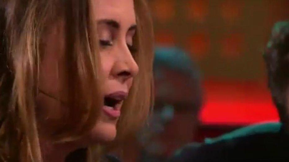 Kijkers enthousiast over Nederlands zingende Anouk