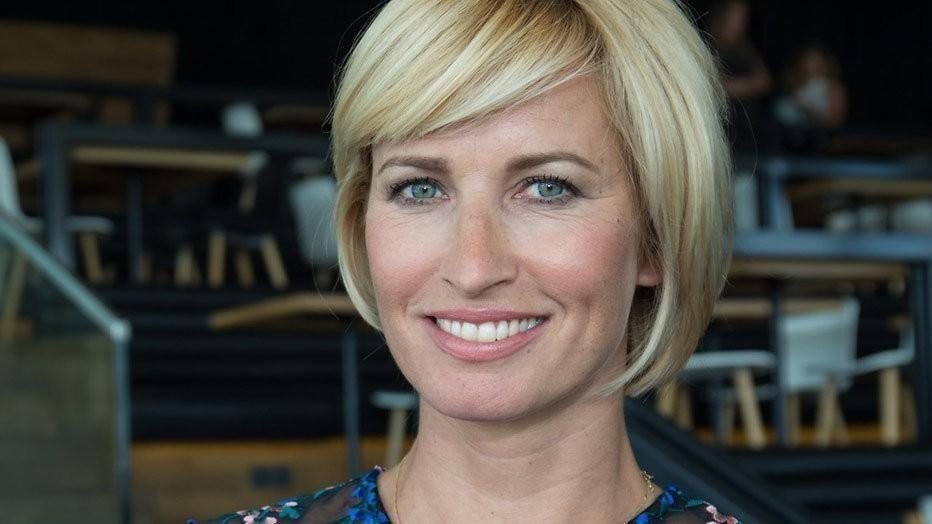 Zus presentatrice en model Anouk Smulders ernstig ziek