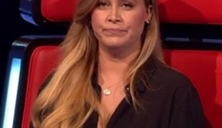 Anouk heeft maar 2 acts in de liveshows van The Voice