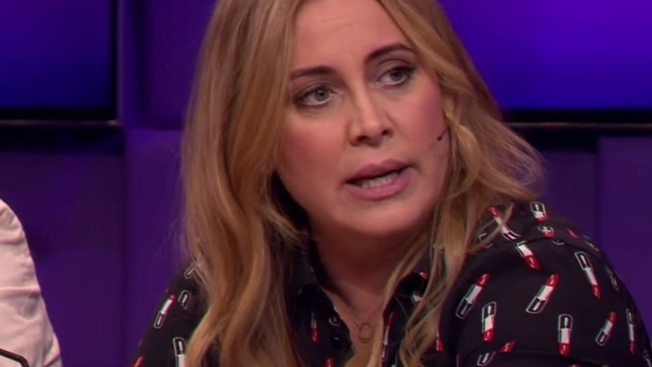 "Anouk over Songfestival-jurk Trijntje: ""Ik dacht what the hell...?!"""