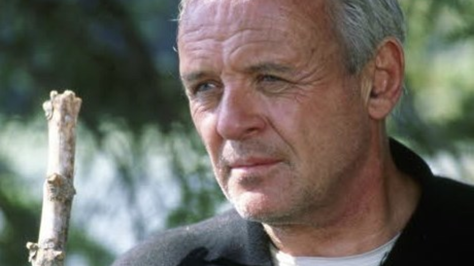 Anthony Hopkins in nieuwe HBO-serie Westworld