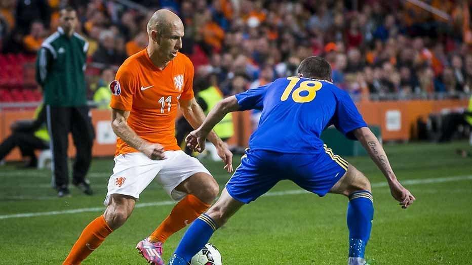 Kijktip: WK Kwalificatiewedstrijd Bulgarije - Nederland