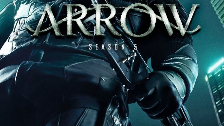 Win 5x S5 van Arrow op dvd