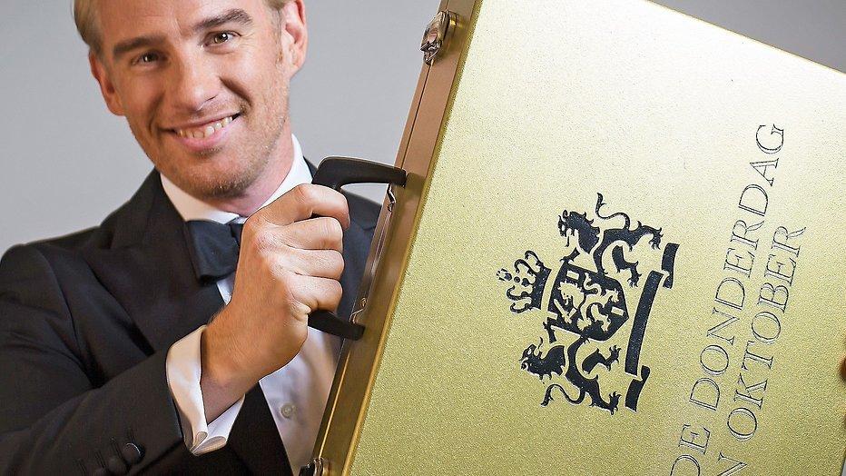 Interview met Art Rooijakkers over het Gouden Televizier-Ring Gala