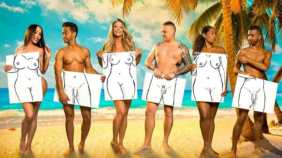 De eerste beelden van Adam zoekt Eva VIPS