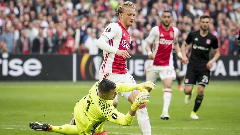 RTL 7 pakt uit met Europa League-finale Ajax
