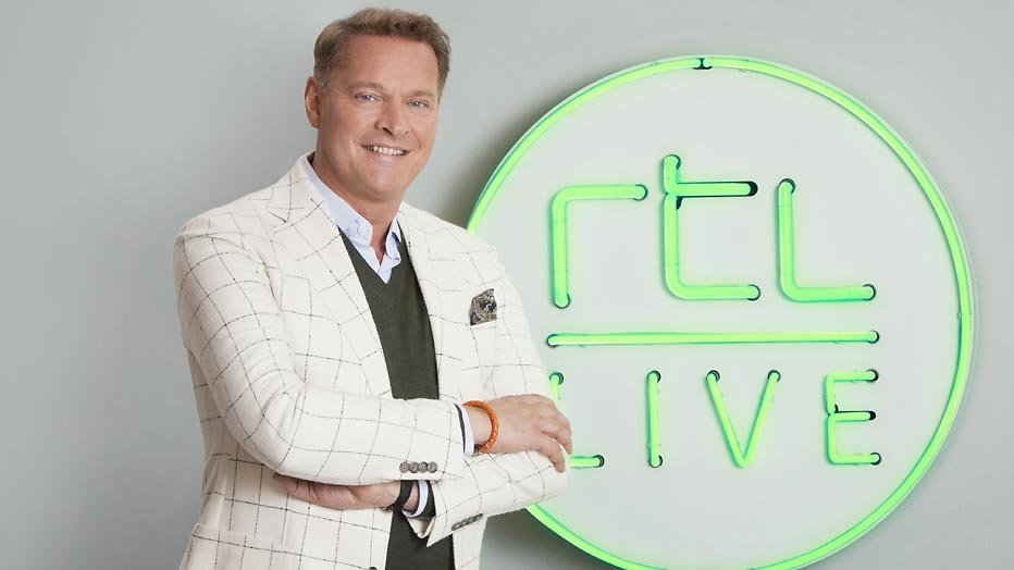 Albert Verlinde weg bij RTL Live