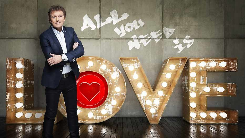 De All You Need is Love kerstspecial duurt dit jaar 3,5 uur