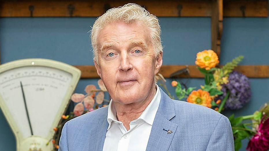 Andre van Duin vond Heel Holland bakt-bakkers nogal jong