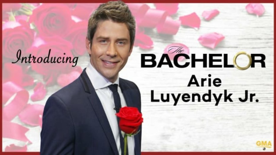 Arie Luyendyk Jr is de Amerikaanse Bachelor