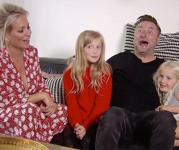 Dennis Weening hoort de harde waarheid van zijn dochters