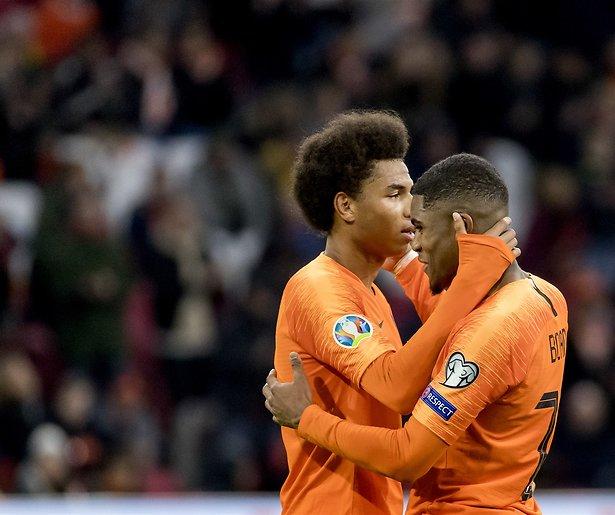 De TV van gisteren: Kleine 2.5 miljoen fans zien Oranje winnen